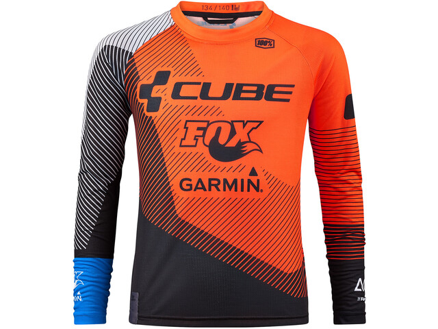 Cube Junior Edge Jersey longarm Barn action team
